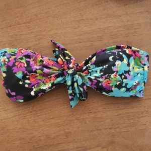 Other - Bandau Size S/M Women's Tie Swim Top